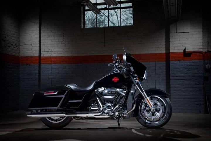 Harley-Davidson announces Electra Glide Standard
