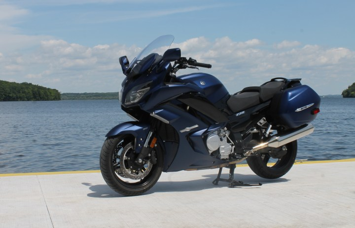 Test ride: 2019 Yamaha FJR 1300