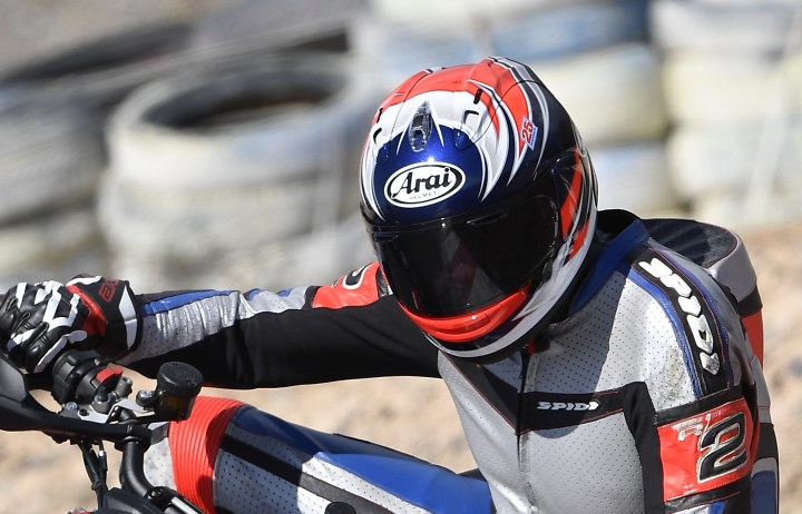 Gear Review: Arai Corsair-X