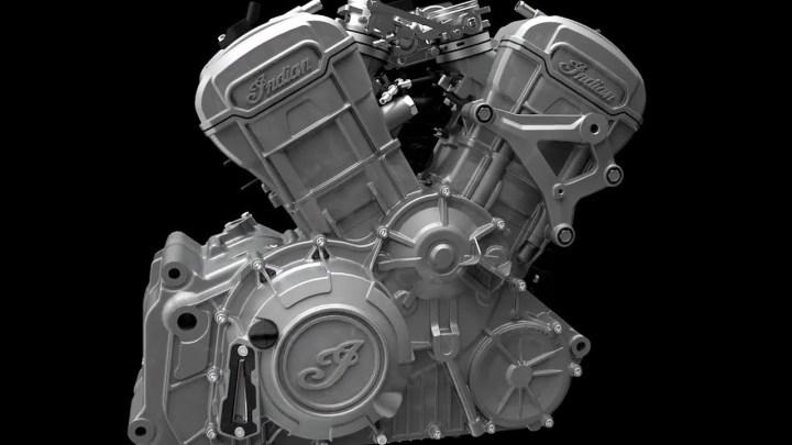 More Indian FTR1200 models coming