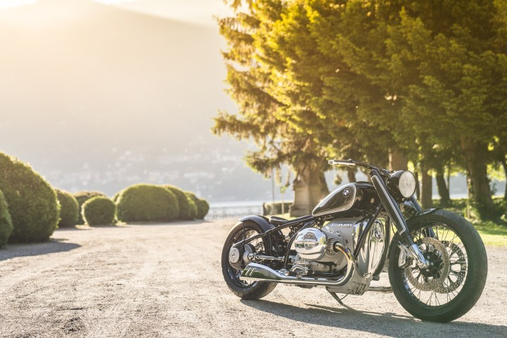 BMW R18 bobber: Is it a prototype, or a one-off custom?