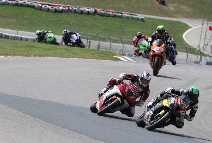 CSBK signs key sponsors for 2019