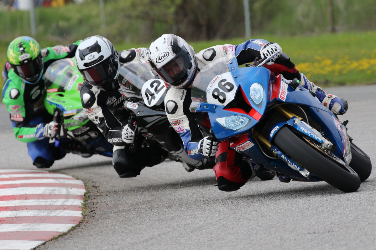 CSBK Round 1: Shannonville showdown has interesting results