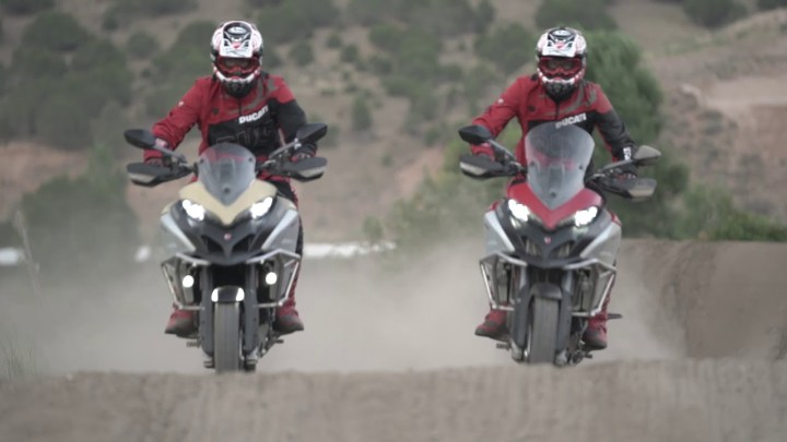 Ducati Riding Experience off-road training coming to North America