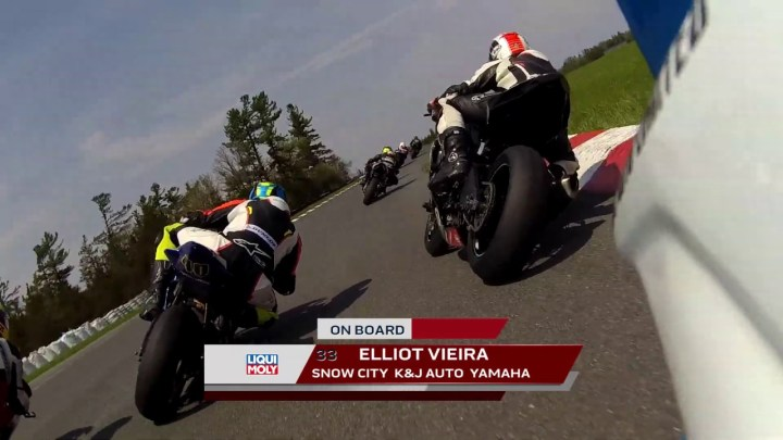 Video: CSBK Pro Sport Bike, Round 1