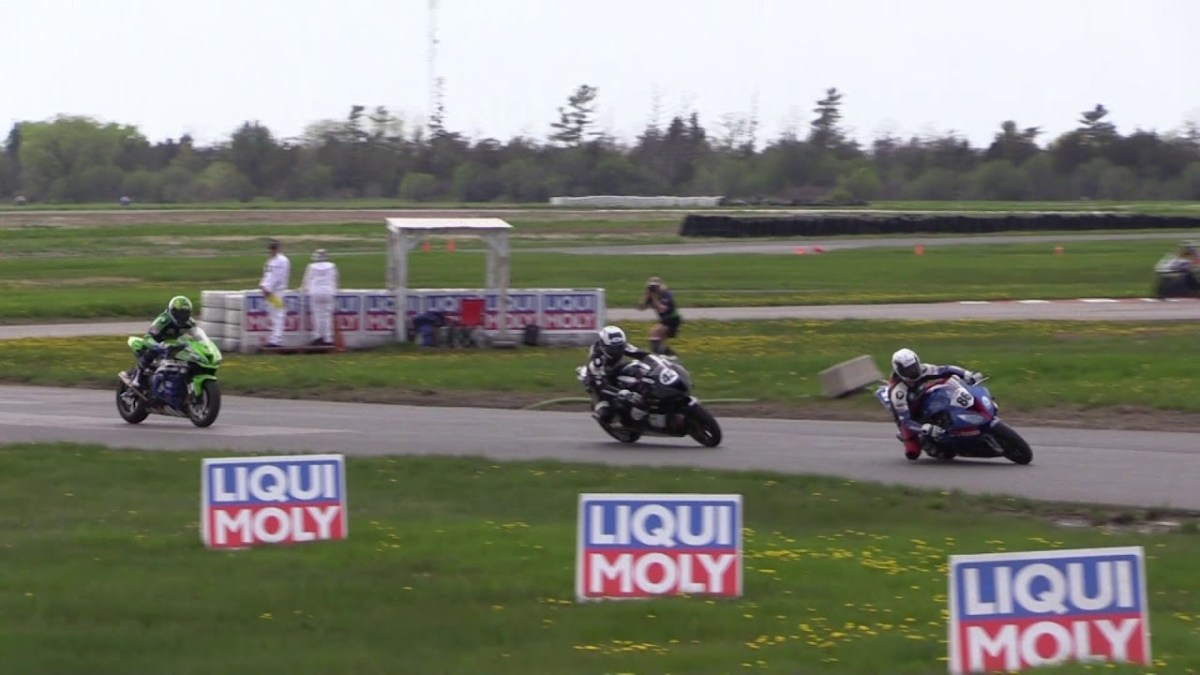 Video: CSBK Round 1, Pro Superbike