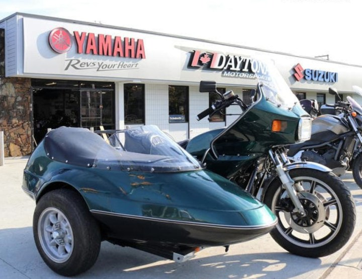 Find of the Month: 1981 Yamaha XS1100 Sidecar rig