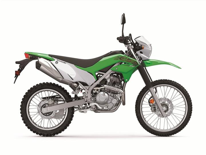 Here's the Kawasaki KLX230: A new entry-level dual sport