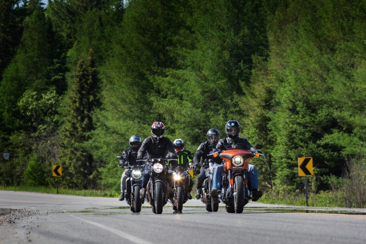 CMG's Days of Summer: Group riding