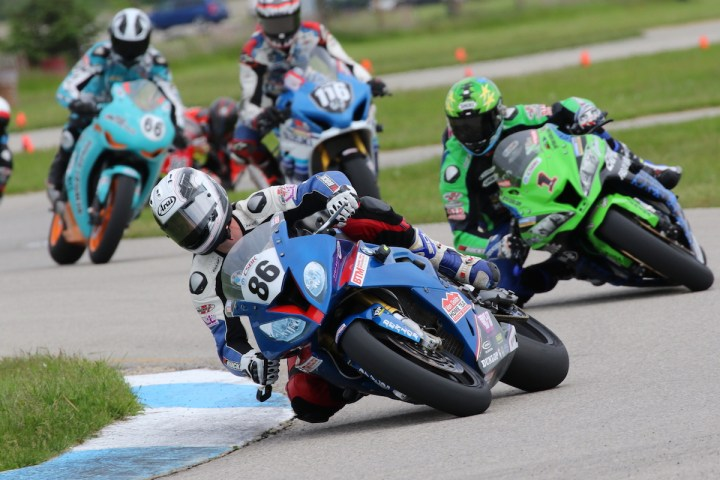 BMW's back for season-ending CSBK doubleheader