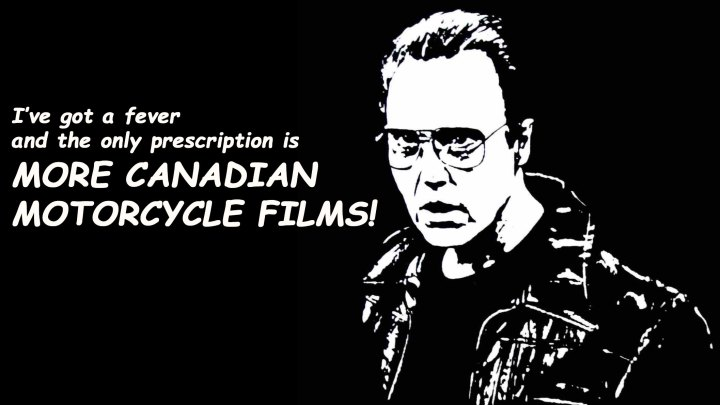 Hey, Canada! The Toronto Motorcycle Film Festival wants your submissions!