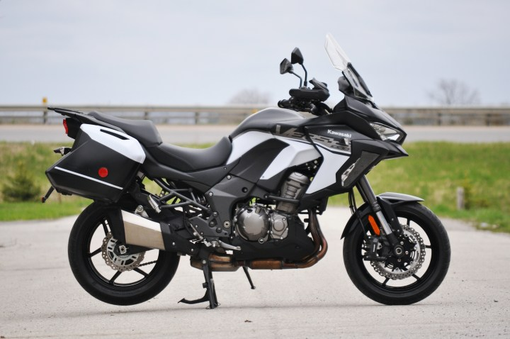 Test Ride: 2019 Kawasaki Versys 1000