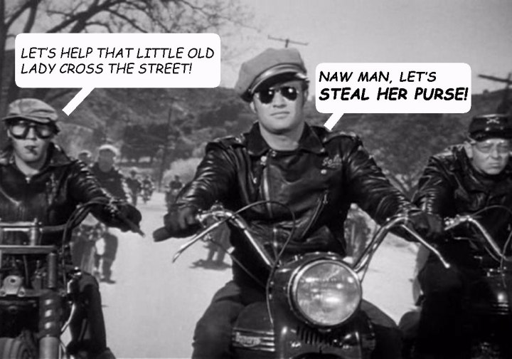CMG's Cynical Guide to Motorcycle Clubs