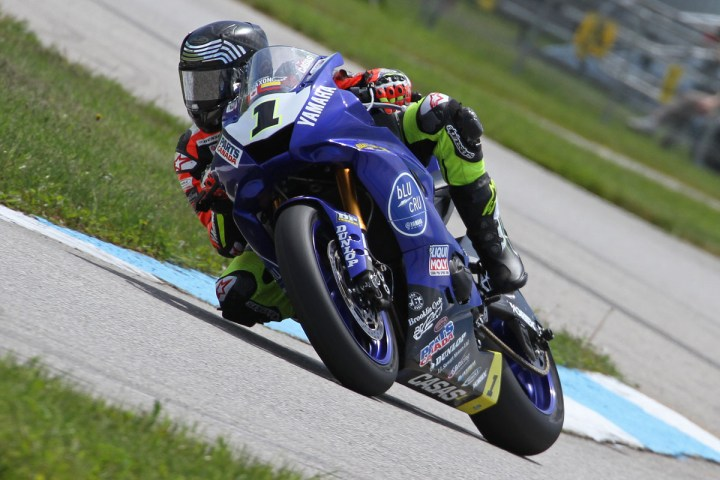 Canadian Superbike doubleheader wraps up the season this weekend at CTMP