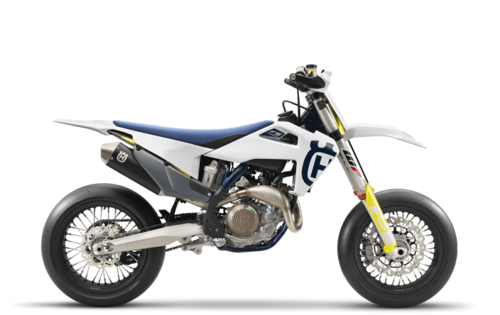 Husqvarna FS450 is slightly reworked for 2020