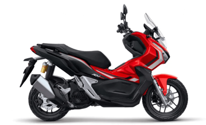 Behold the Honda ADV 150!