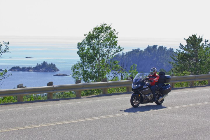 How to: Ride around Lake Superior