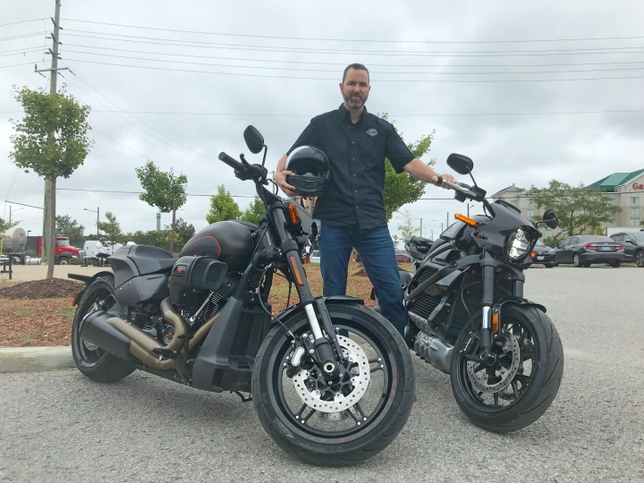 The CMG Chat: Scott Winhold, Harley-Davidson Canada's new boss
