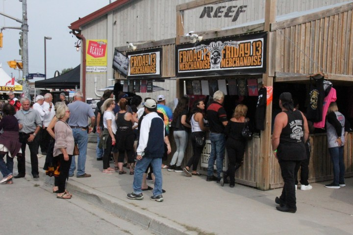 Ahead of final 2019 rally, Port Dover officials seek input on Friday the 13th event