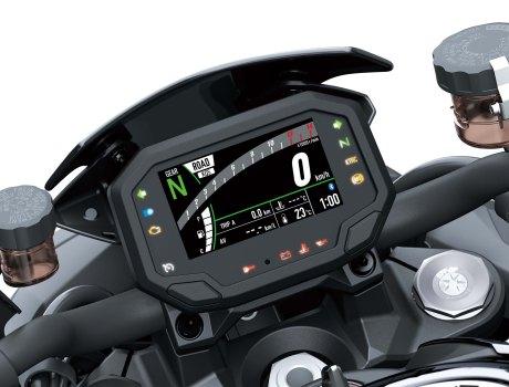 2020 Kawasaki Z H2 6