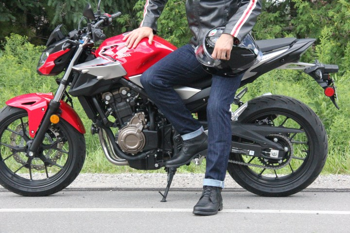 Gear review: Dainese Trento riding jeans
