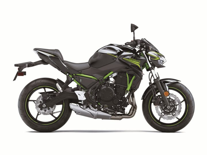 Kawasaki Z650 receives mild makeover for 2020