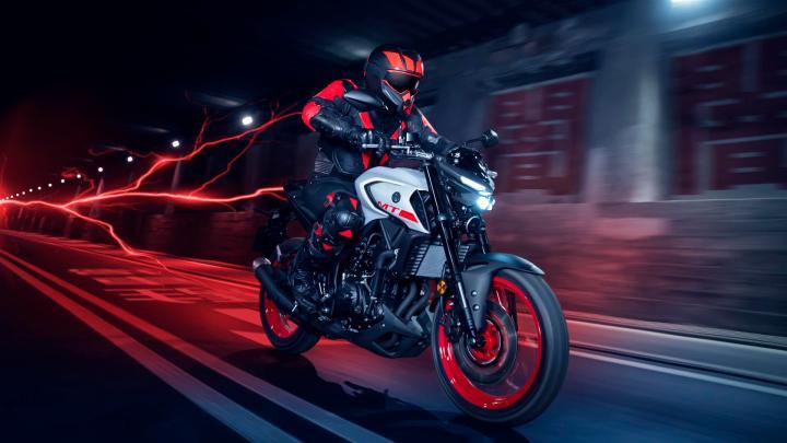 Yamaha confirms MT-03 for Canada