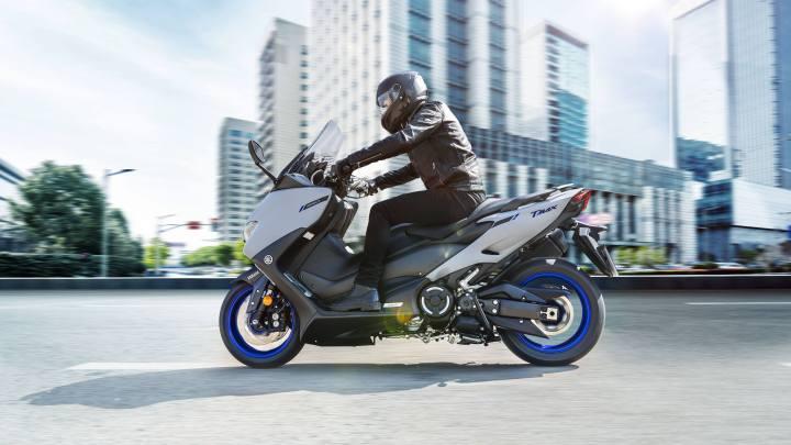 Unobtanium, at least in Canada: Yamaha TMAX 560