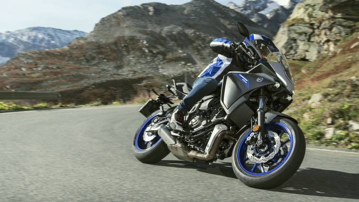 Not for Canada (probably): Updated Yamaha Tracer 700