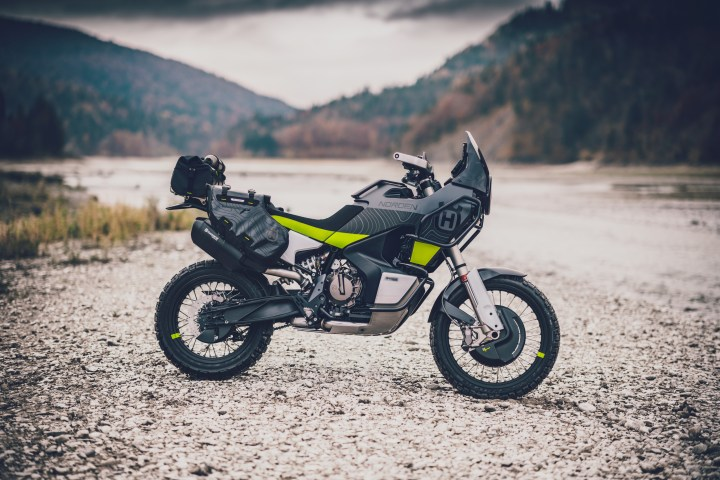 Husqvarna says 901 Norden will enter production