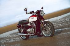 The new Bud Ekins version of the T120.