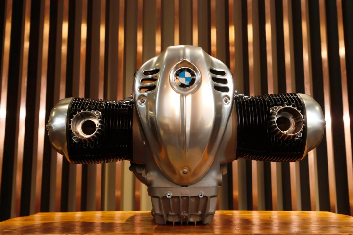 BMW's new R18 big boxer engine