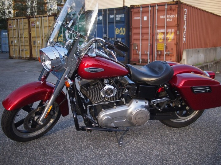 Find of the Month: 2012 Harley-Davidson Switchback