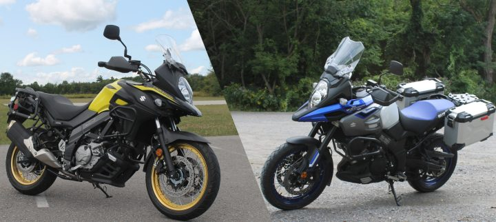 Test ride: 2019 Suzuki DL650X and DL1000X V-Stroms
