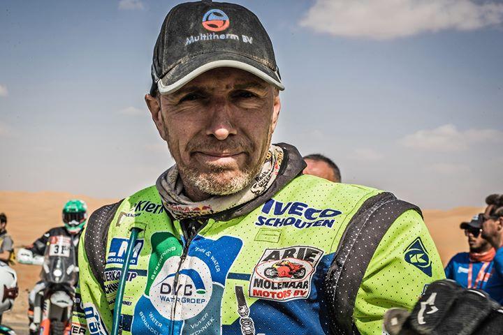 Dutch racer dies from Dakar injuries