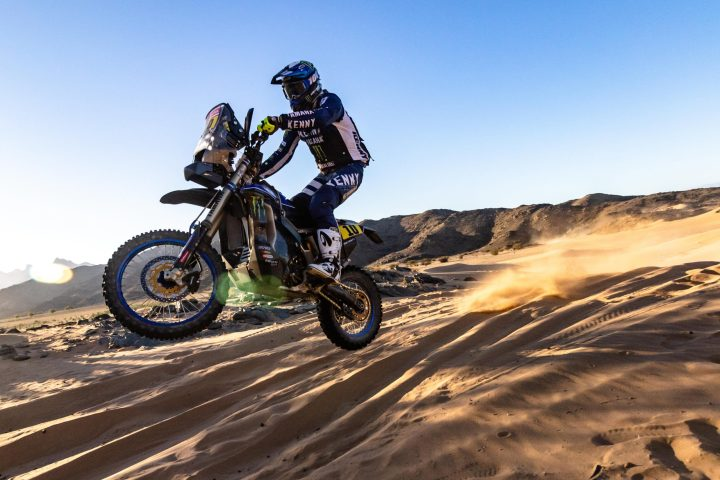 2020 Dakar Rally: Day 2