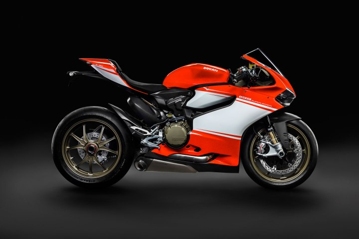 Find of the Month: 2014 Ducati 1199 Superleggera