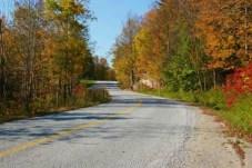 Open-Road-in-Bruce-Peninsula