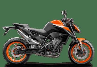 2021 KTM Duke 890 2