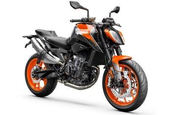 2021 KTM Duke 890