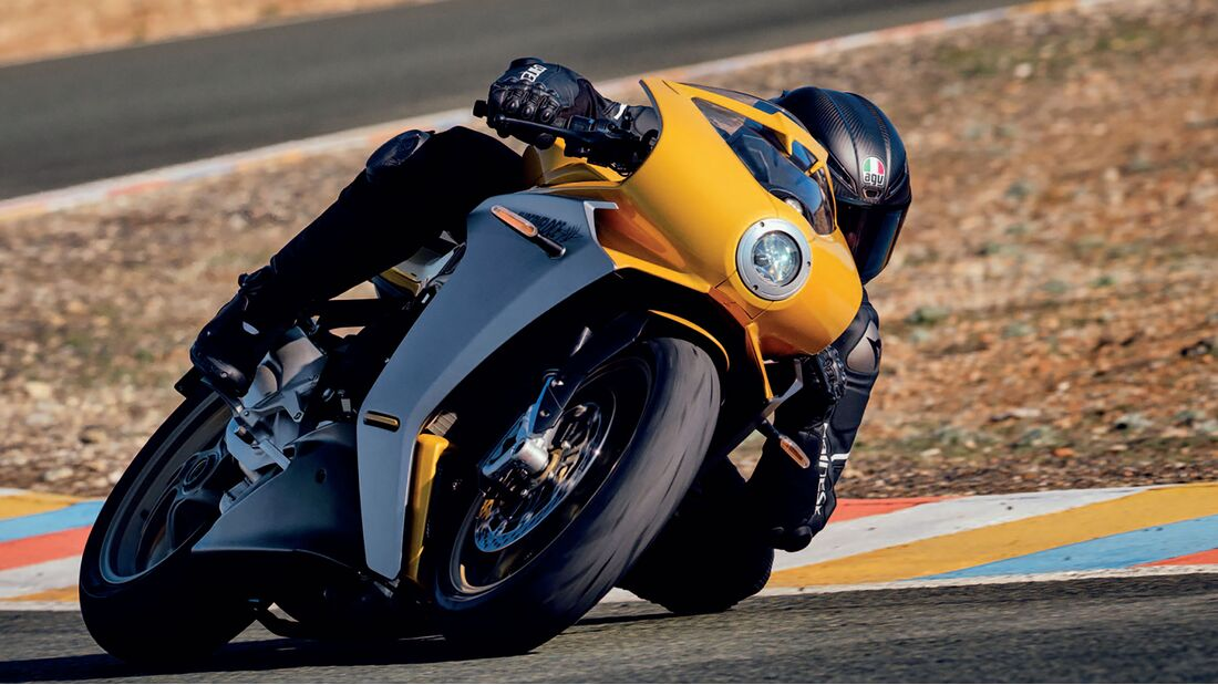 MV Agusta introduces 2021 Superveloce, with new ...