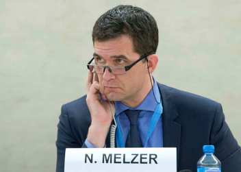 Backsliding on torture, Nils Melzer