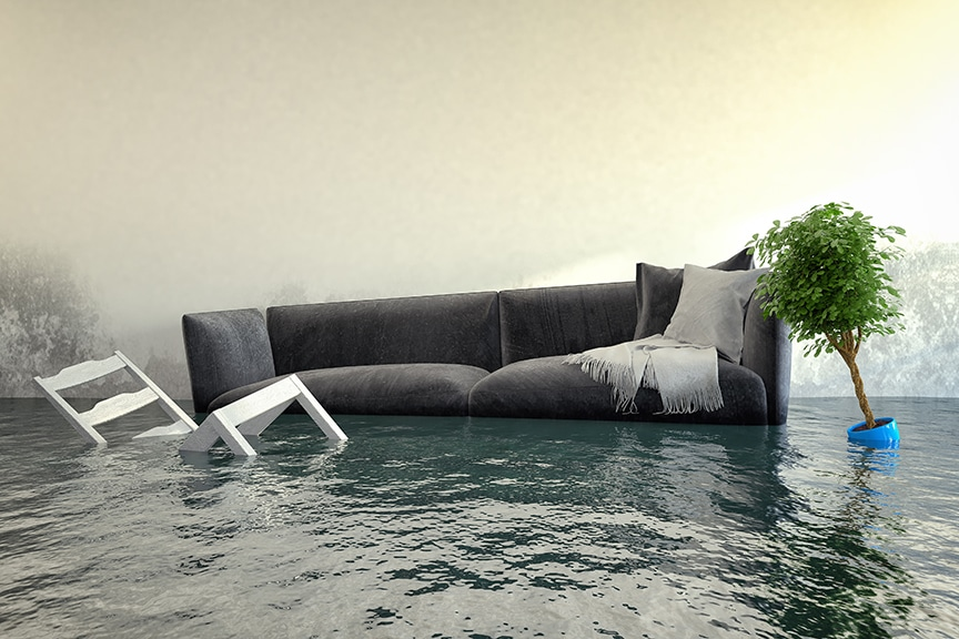 Flood and Water Damage Safety