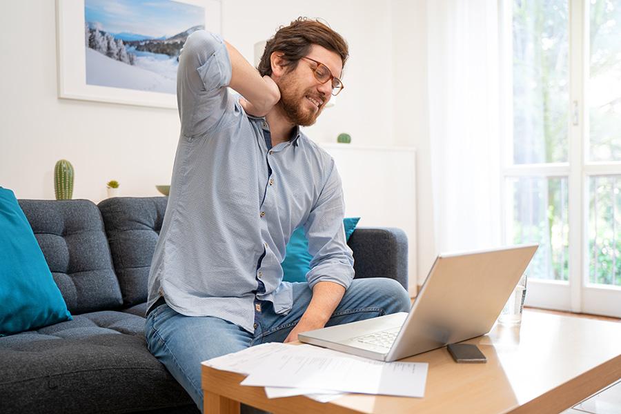 Maintenir la priorité donnée à la sécurité tout en travaillant chez soi