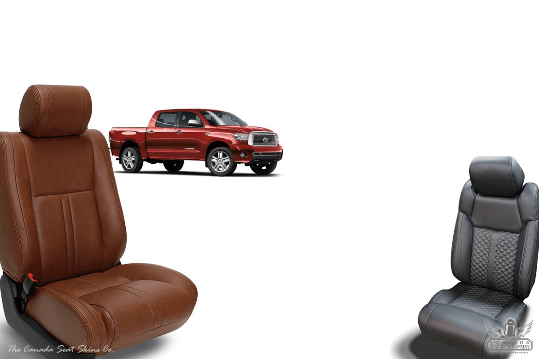 Toyota Tundra Katzkin Leather Seat Packages