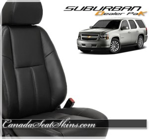 Chevrolet Suburban Leather Seats