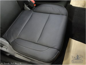 GMC Sierra Leather Seats