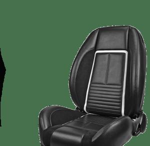 Classic Camaro Restomod Seats