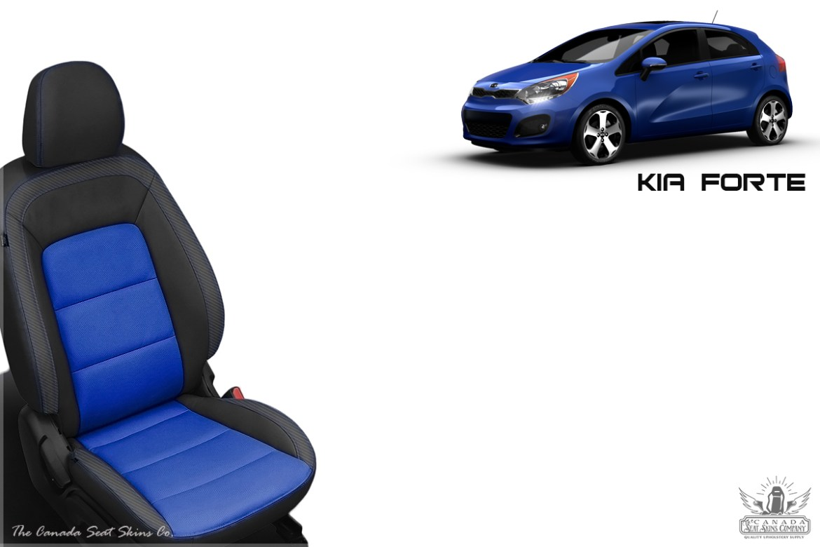 2014 - 2016 Kia Forte Leather Interior Sales Sheet