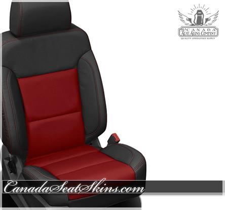 New 2017 Chevrolet Silverado And Gmc Sierra Leather Designs The